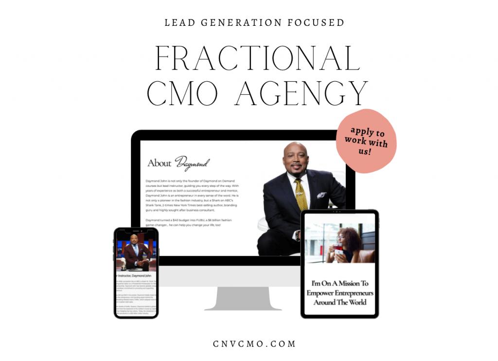 CNV Creative Fractional CMO